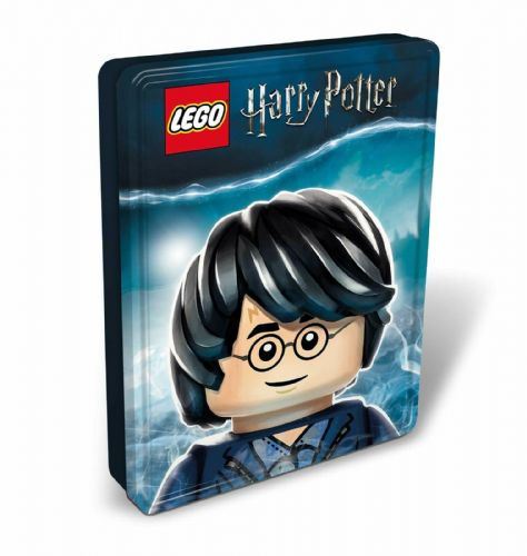Lego Harry Potter Tin of Books & Stickers